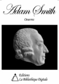 Oeuvres de Adam Smith