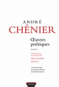 Oeuvres poétiques, volume 1