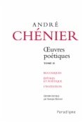 Oeuvres poétiques, volume 2